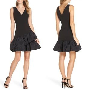 NWT Vince Camuto Scuba Crepe Party Dress